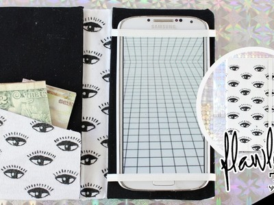 DIY: Funda Para Celular | Cellphone Case