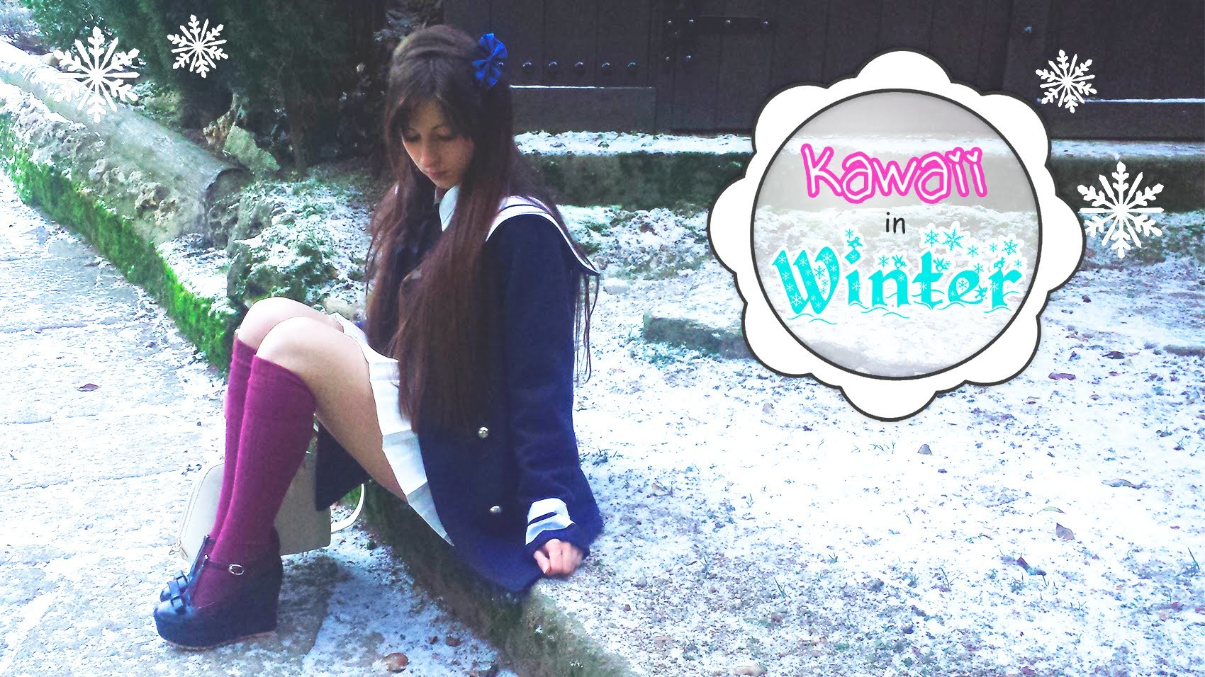 GRWM ♡ Maquillaje, peinado y outfit kawaii ~ SallyWinther