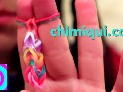 Pulsera de Ligas (Gomitas) con los Dedos ¡Fácil!