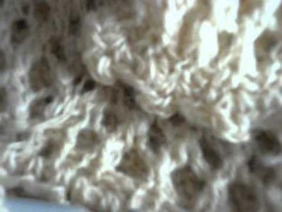 Sobre lana, con mamá
