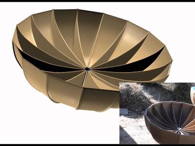 Cocina Solar 3D, manual de construcción