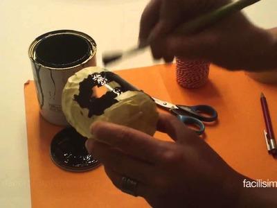 Cómo decorar botes de cristal | facilisimo.com