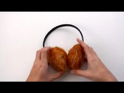 Cómo fabricarse unas orejeras contra el frío