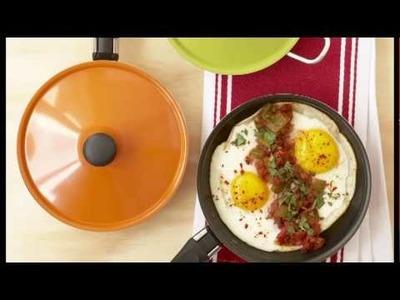 Como Hacer Huevos Rancheros Video Receta con IMUSA y George Duran Perfecta para el Desayuno!