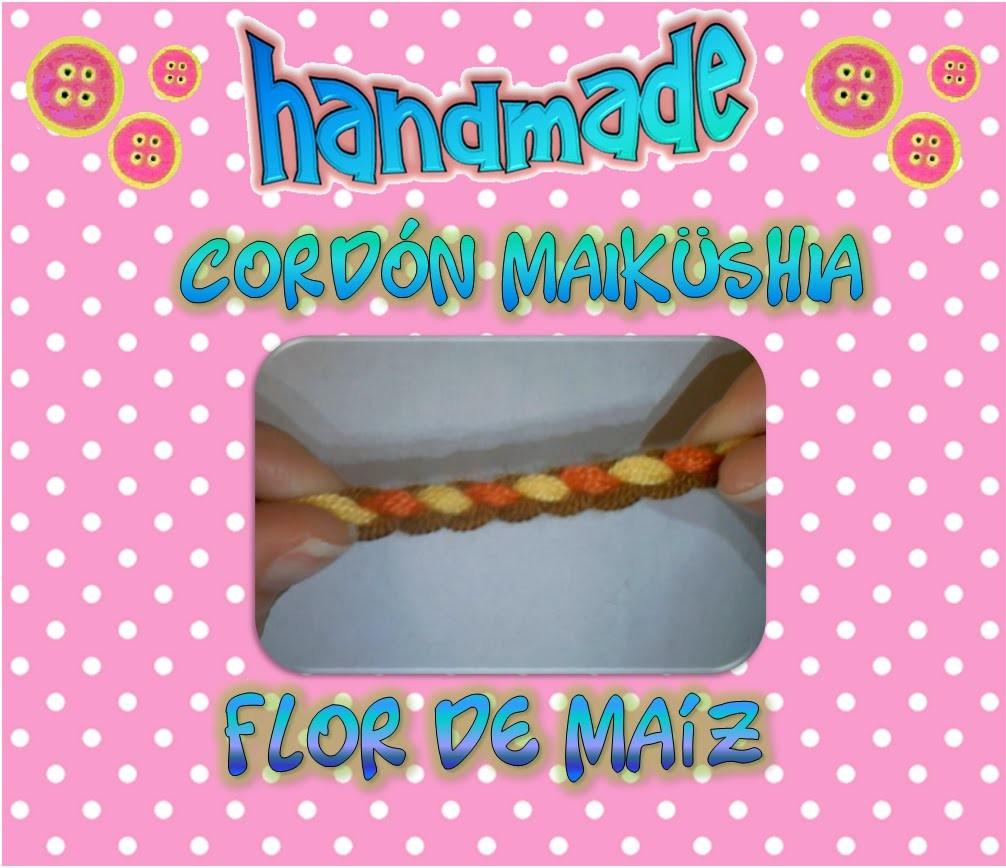 Cordón Wayuu  Maikisia o Maiküshia