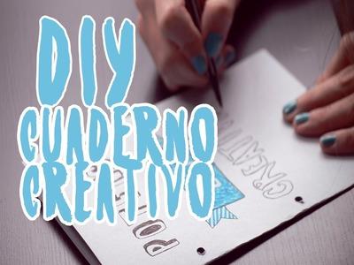 DIY: Cuaderno Creativo RÁPIDO y SENCILLO | Around The Corner