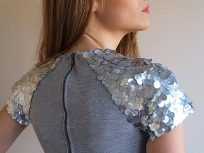 DIY vestido de fiesta