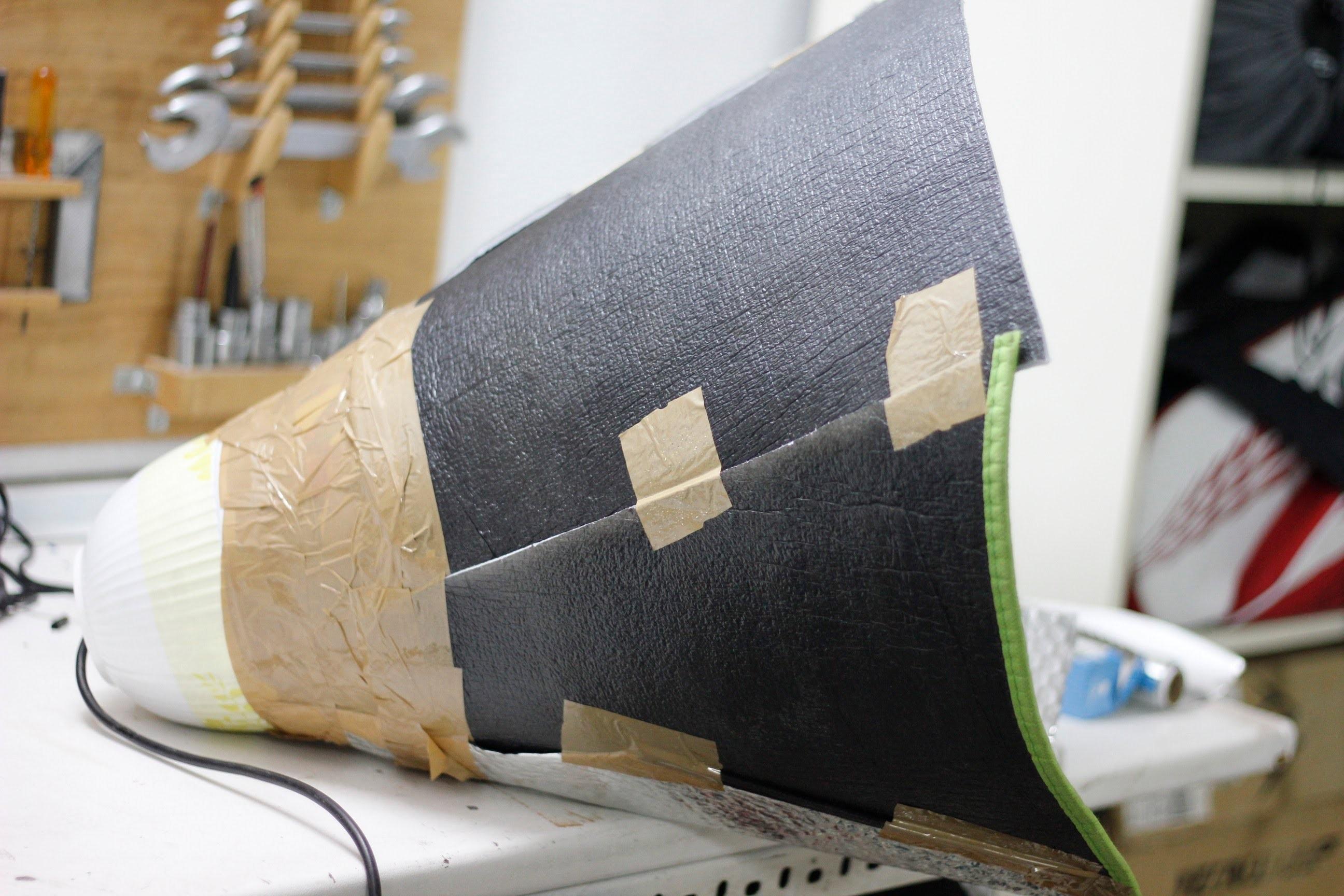 FOCO de iluminacion casero con una ensaladera para estudio fotografico fotografia low cost