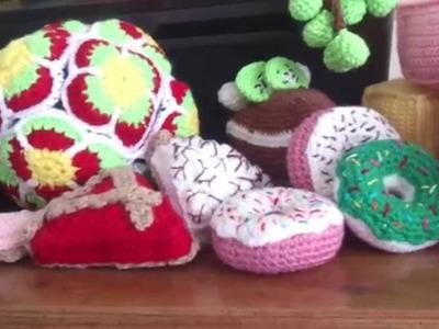 Juguetes Didácticos tejidos a crochet