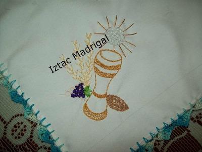 83.- Tip para coser facilmente con hilos de rayon o metalicos