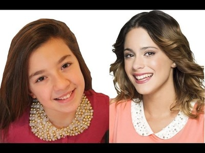 Cómo hacer el cuello de perlas de Violetta o Peter Pan