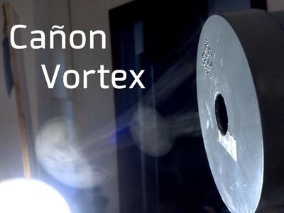 Como hacer un Cañón Vortex (cañón de humo)