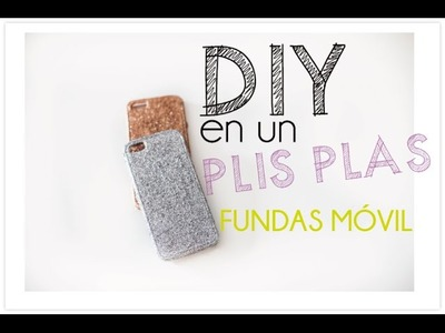 DIY customiza fundas de móvil