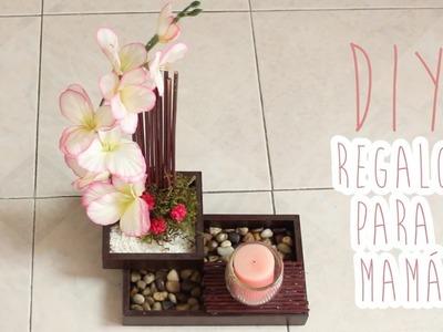 DIY: Regalo día de la madre (Arreglo.decoración.adorno) ♥ Jimena Aguilar