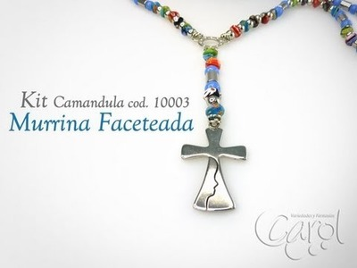 KIT 10003 Kit camandula murrina faceteada