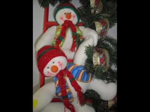 Muñecos de Navidad 2010. Parte 2