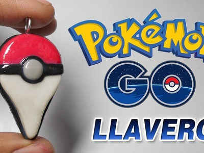 Pokemon GO logo Polymer Clay Tutorial | Porcelana Fria