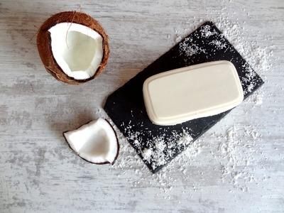 Receta: Manteca de coco (Mantequilla) casera