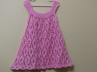 Vestido Falda de Encaje Rosa 3 a 4 Años