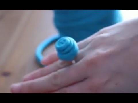 Cómo hacer un anillo de trapillo | facilisimo.com