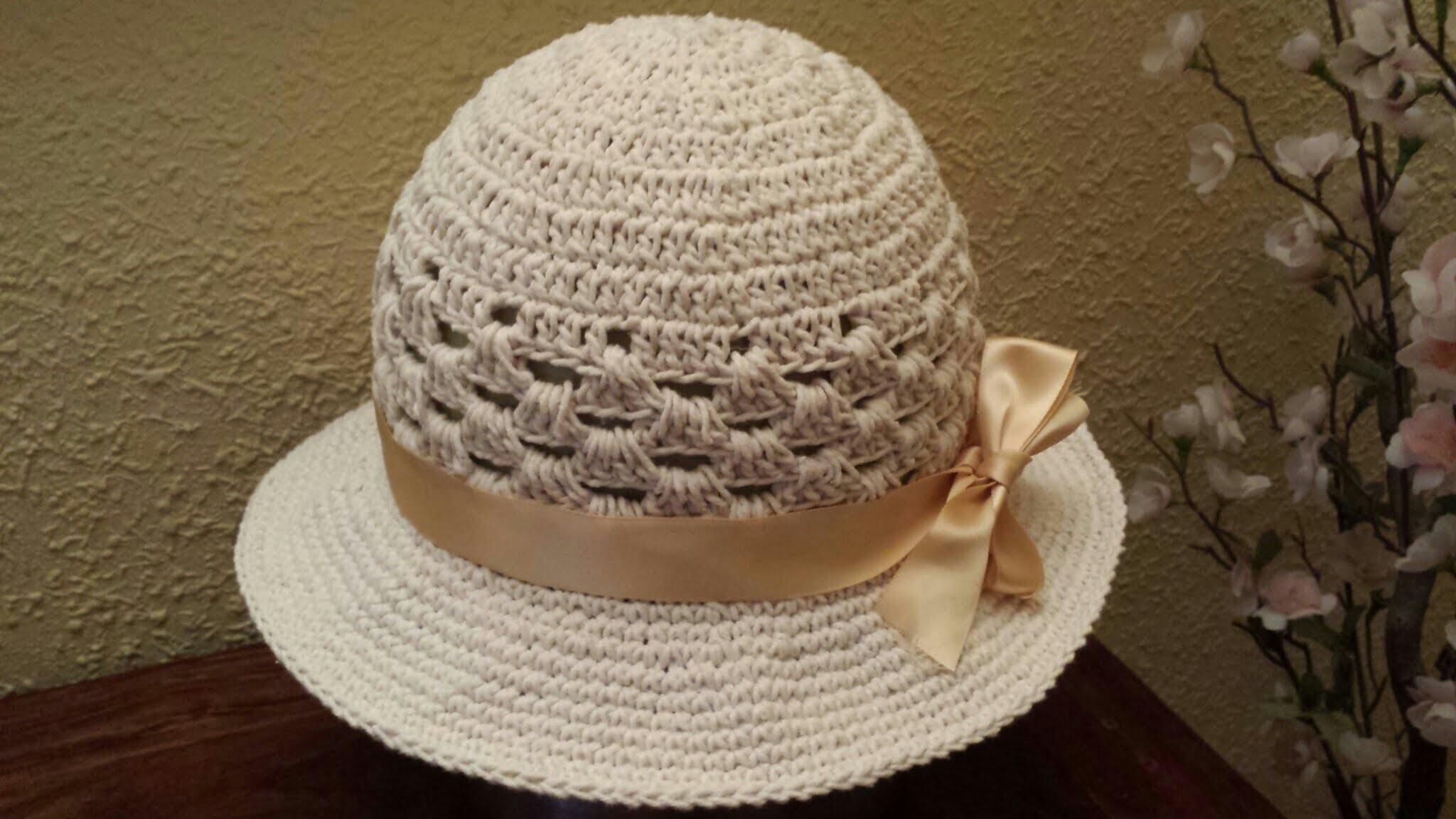 Gorro de verano. Bonnet of summer ! ( English Subtitles)