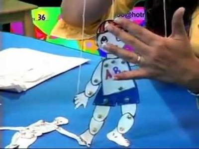 Marionetas simpáticas para niños en Cuenticos