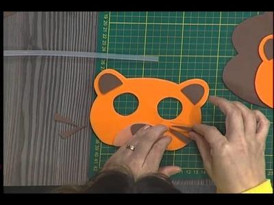 Máscara de animalitos 2da parte