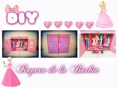 ROPERO DE LA BARBIE ♥