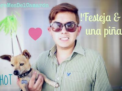 #50 !HAZ UNA PIÑATA! #OctubreMesDelCamarón | D.I.Y. ♥