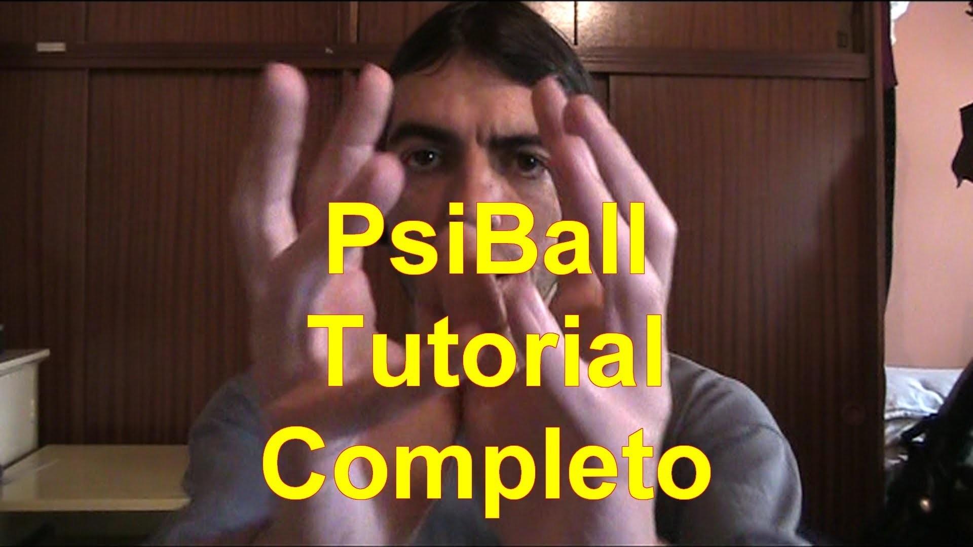 Como Crear una PsiBall Tutorial Completo