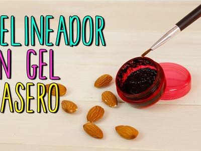 Cómo hacer Delineador en Gel Casero - Receta Natural de Almendras - DIY