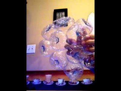 Como hacer lampara  burbuja