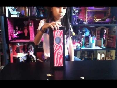 Cómo hacer un closet para Monster High - Mimundo MH