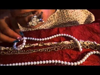Como Hacer un Collar Elegante