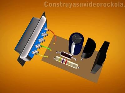 Control remoto infrarrojo para PC