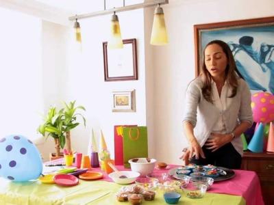 Ideas para una linda fiesta infantil, sin gastar mucho dinero
