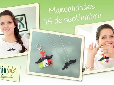 Manualidades para el 15 de Septiembre | Fiestas patrias mexicanas