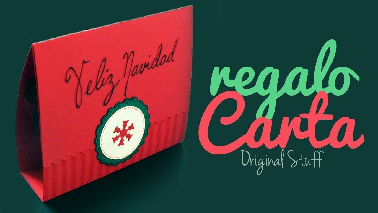 Regalo.Carta [Navidad] - Original Stuff