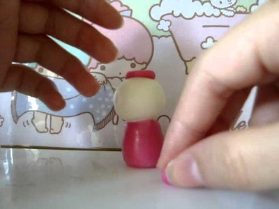 TUTORIAL: ¿Como hacer una maquina de chicles en arcilla polimerica o porcelana en frio?