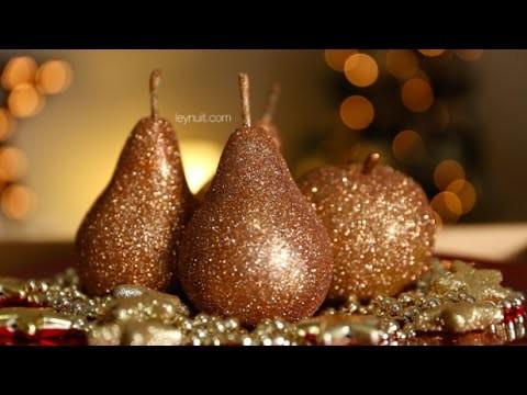 3 Adornos Navideños DIY. Manualidades Navideñas | Leynuit