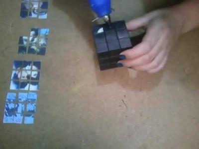 Cubo mágico con fotos!. Parte 2