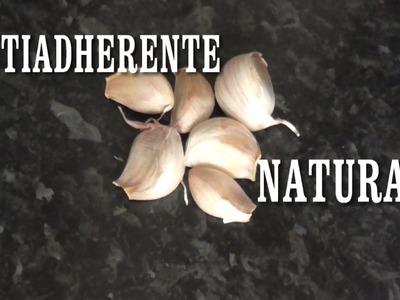 DIY ANTIADHERENTE NATURAL PARA SARTENES