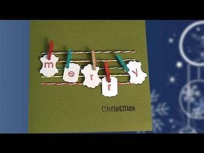 Haz tu tarjeta, ideas para felicitar con los niños