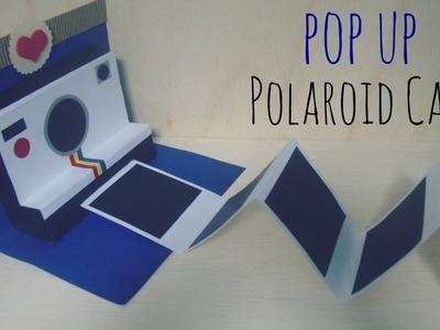 Manualidades para Regalar: Pop-Up Polaroid Card❤