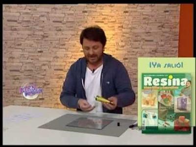 Martín Muñoz - Bienvenidas TV - Frutera transparente
