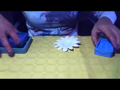 Moldes para hacer Flores de GOMA EVA