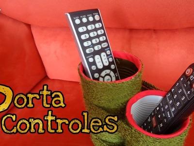 PORTACONTROLES CON LATAS [DÍA DEL PADRE 2013] ~ MariquisTuts ★