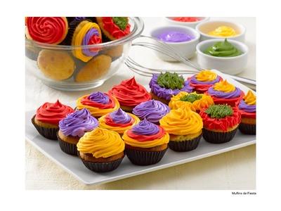Preparemos Queques, Muffins y Cupcakes - Cocina en Vivo Nestlé