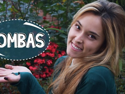 Bombas Everywhere! (DIY) ★  | Kika Nieto