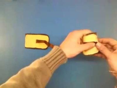 Cómo fabricar una funda de móvil - Manualidades